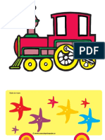 Trenuletz Animalelor Marine