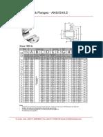 Class 1500 LBS Weld Neck Flange.pdf