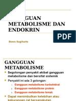 GANGGUAN METABOLISME ppt
