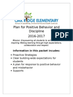 behavior support packet 2016v2