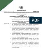 Perda Kota Depok Thn 2013 No 07 Ttg Perubahan Atas Perda Kota Depok Thn 2011 No 08 Ttg Retribusi Kekayaan Daerah
