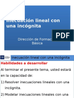 11 Inecuacion Lineal Con Una Variable