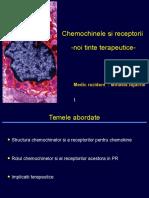 Prezentare Chemokine Si Receptori