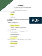 Assignment 2(Stik)