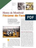 Henry de Montfreid, l'écume de l'aventure