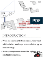 CHAPTER 3 PART 2 Traffic Light Design