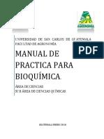 Manual de Bioquímica - PDF