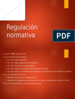 Regulación-normativa