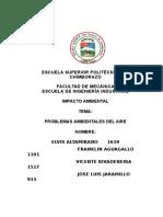 Problemas Ambientales Enel Ecuador