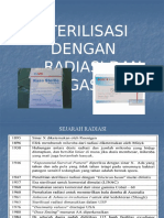 5. Sterilisasi Radiasi & Gas Dian