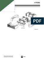 EFD Cores Assembly Set