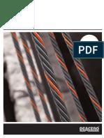 Catalogo de Cables de Acero