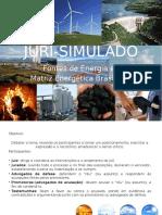 Juri Simulado - ppt