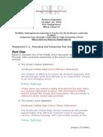 dagnalan dlp component 1 interim assignments  nela