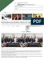 14-09-16 Barreras físicas nunca dividirán a México y EU_ legisladores _ La Silla Rota