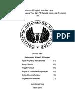 Implementasi Properti Investasi Pada PT Summarecon Tbk & PT Garuda Indonesia