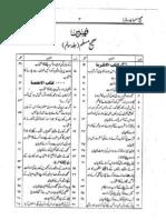 Sahih Muslim Sharif Vol 3 in Urdu
