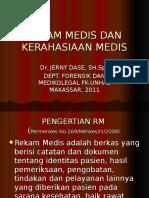 Kuliah Rekam Medik, Jd
