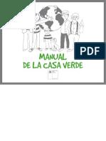 Manual Casa Verde