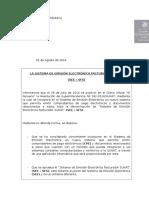 Informativos Tributario - Facturador Electronico - r.s. Nº 182-2016sunat