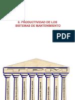 8-Productividad de Los Sistemas de Mannto