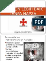 Cirebon Lebih Baik Tanpa Napza