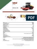 Ficha Tecnica Dynapac Ca250d_ii
