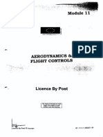 1 Aerodynamics & Flight Controls