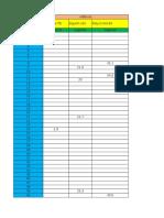 Excel de Chocrette