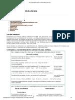 Guía Clínica de Profilaxis de Endocarditis Bacteriana