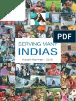 Harish Manwani Agm Speech 2015 Serving Many Indias Tcm1255 434349 En