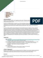 Guía Clínica de Prurito