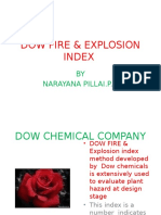 Dow Fire & Explosion Index
