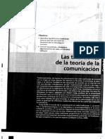 Corrientes de Investigación comunicación