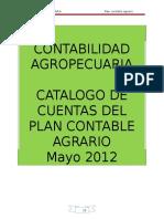 1º Plan Contable Agrapecuario Adecuado Al Pcge