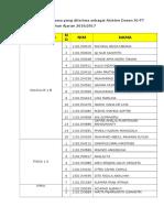 3. Daftar Nama Lolos Seleksi Asdos s1-Tt 1617-1