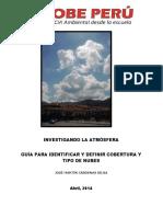 Guia Para Cobertura y Tipo de Nubes