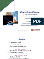 Presentation from November 8, 2000 Dinner Meeting