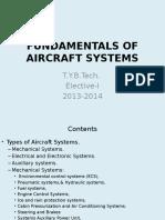 Fundamentals of Aircraft Systems