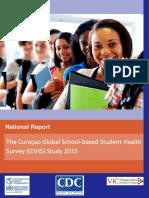 Country Report Volksgezondheid Instituut Curacao 2015 VIC
