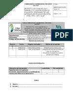 Plan de Emergencias Contra Incedios, Derrames y Medicas - Copia