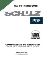 COMPRESSOR DE PARAFUSO SRP 2005 SRP 2008 CSRP 2008 SRP 2010 SRP 2015