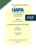 TAREA 3 DE EVALUACION DE LA INTELIGENCIA.docx