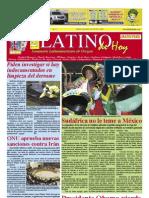 El Latino de Hoy Newspaper - 6-09-2010