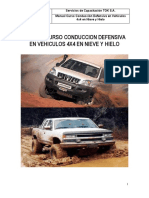 Manual de Manejo 4x4
