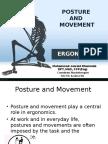 Ergo 3 Posture n Movt, Background