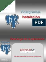Cómo Instalar PostgreSQL en Windows