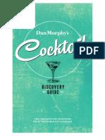 Dan Murphy's - Cocktail Guide
