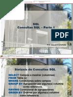 Presentacion Video ConsultasSQL Unatabla