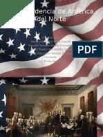 Independencia de América Del Norte